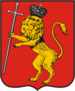 Description : Coat of Arms of Vladimir (1781).png