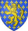 Description : Blason Beaumont sur Sarthe 72.svg