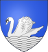 Description : Blason de la ville de Le Blanc (36).svg