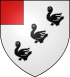 Description : Blason ville fr Givenchy-en-Gohelle (Pas-de-Calais).svg