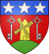Description : Blason ville fr Mouilleron-en-Pareds (Vendée).svg